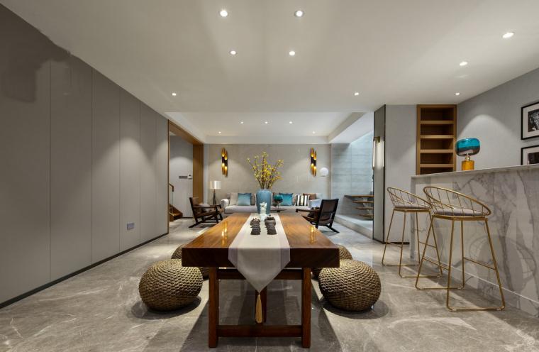 徐州法式高贵典雅的别墅空间