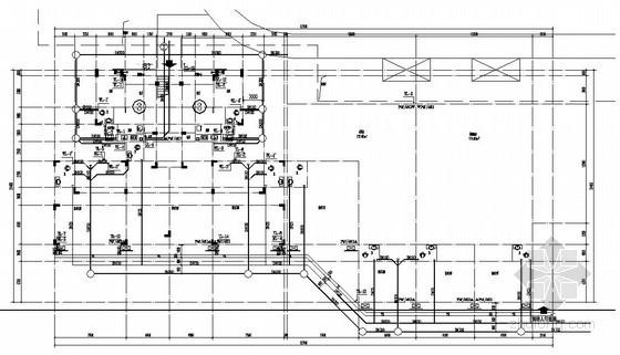 某农业科技园区安置房给排水设计施工图纸