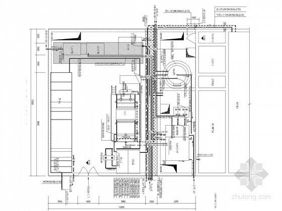 uasb处理工艺图资料下载-[浙江]300吨香料香精废水处理工程水工艺设计图纸(UASB工艺 PACT)
