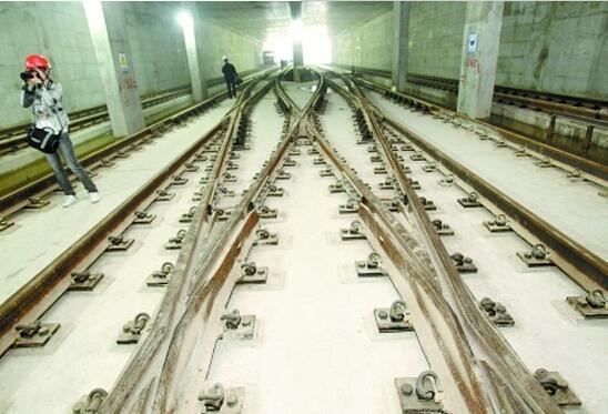 地铁轨道施工中问题的解决对策