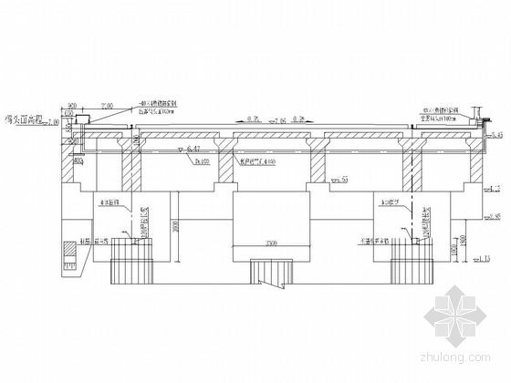 [福建]2万吨级通用泊位码头供电工程施工图