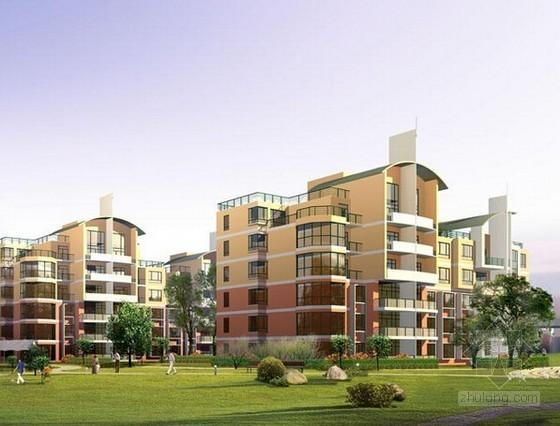 [湖北]住宅楼(地下室)土建及装饰工程量清单计价实例