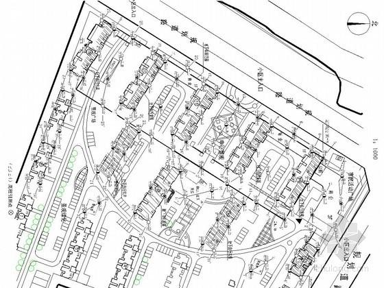 [安徽]大型住宅小区岩土工程勘察报告