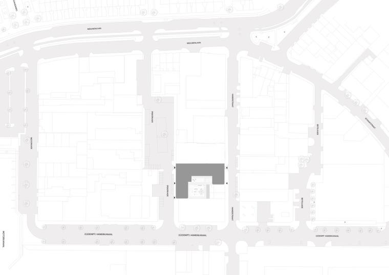 荷兰预制混凝土模块式的住宅-荷兰预制混凝土模块的住宅平面图 (8)