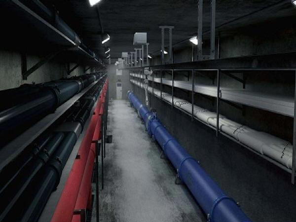 地下综合管廊支撑系统的预埋件技术要求及施工方法