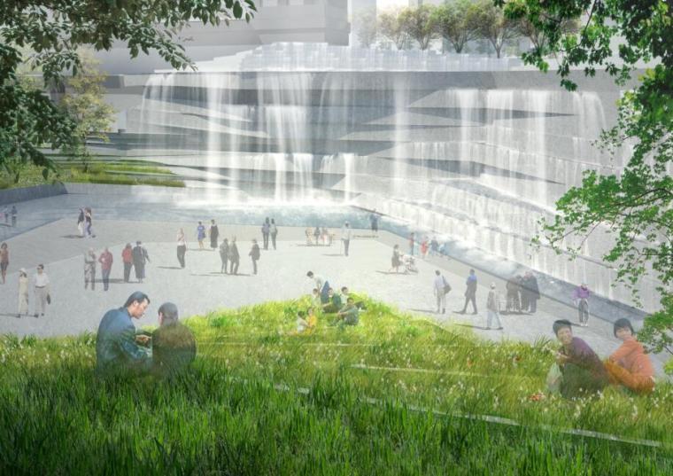 [重庆]江北市政公园景观设计方案