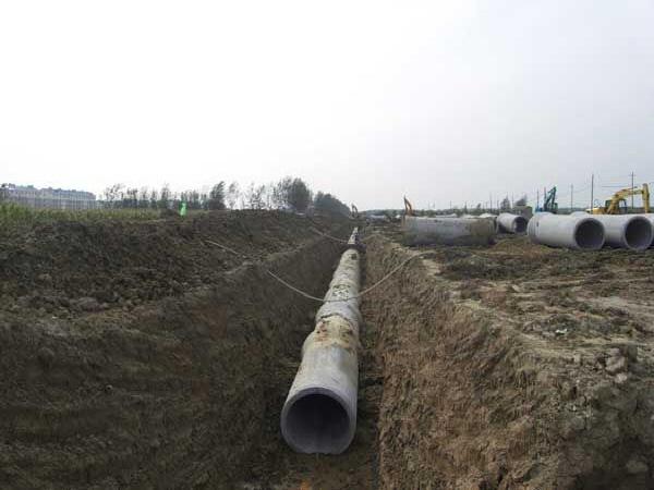 路面排水管涵施工方案