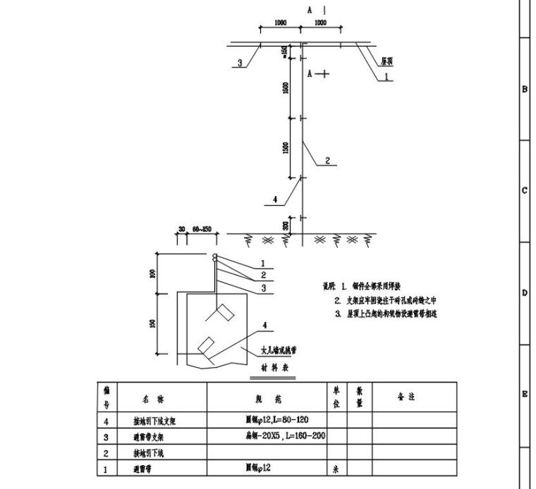 某生产车间全套电气施工图