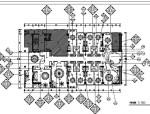 餐厅整体装修设计效果图资料免费下载