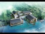 雁栖湖国际会都(核心岛)精品酒店等五项工程施工组织设计