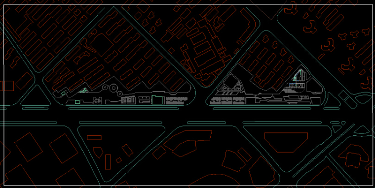ps彩平第四讲作业:城市街道景观平面图(此处回帖上传作业)