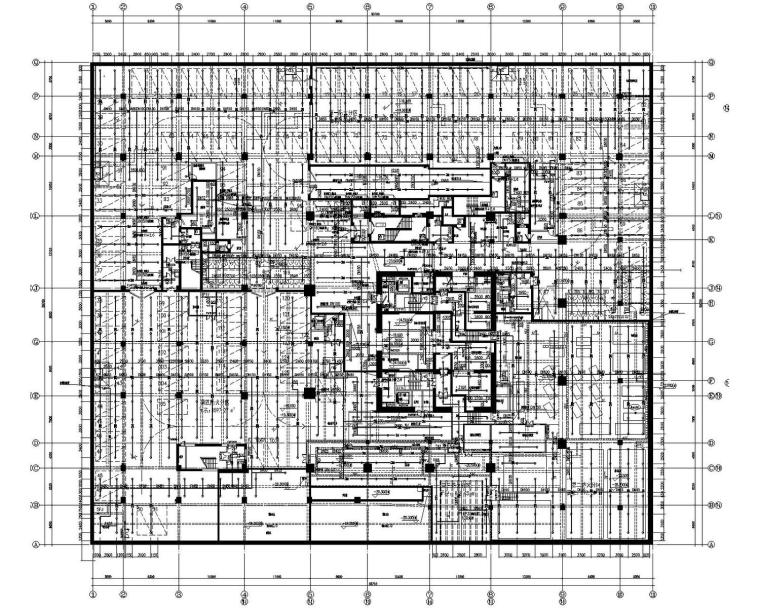 [深圳]202m卓越后海金融中心给排水消防喷淋系统全套施工图