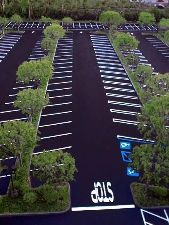 停车场也玩生态_19