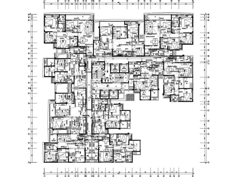 超高层住宅电气设计