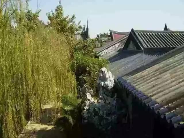 哪些园林可作为新中式景观的参考与借鉴?_27