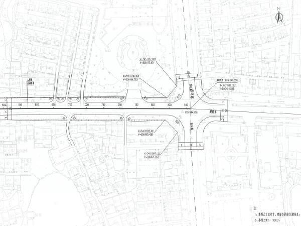 14m、24m、32m宽沥青混凝土路面城市次干路工程图纸292页PDF(附预算99页)