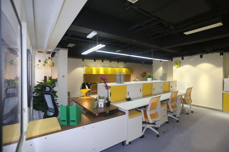北京名敦道独立办公室