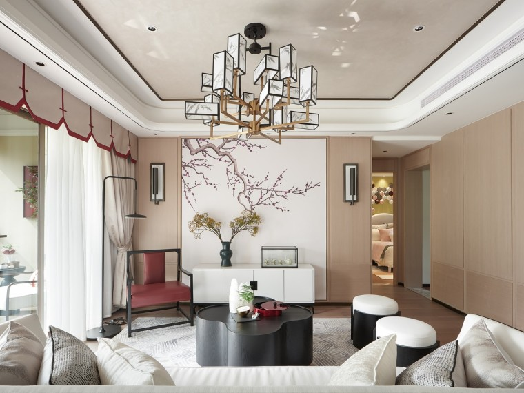 重庆新中式风格的住宅