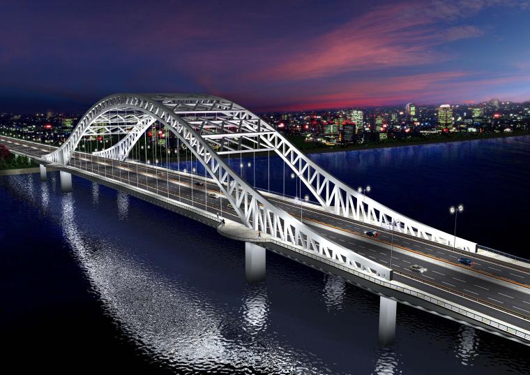 路桥施工图之桥梁工程图讲义PPT(125页)