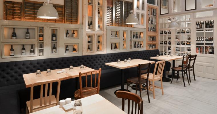 罗马尼亚某怀旧餐厅室内设计方案