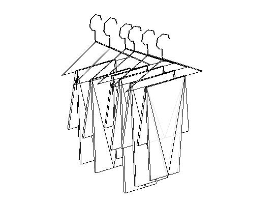 bim软件应用-族文件-衣服