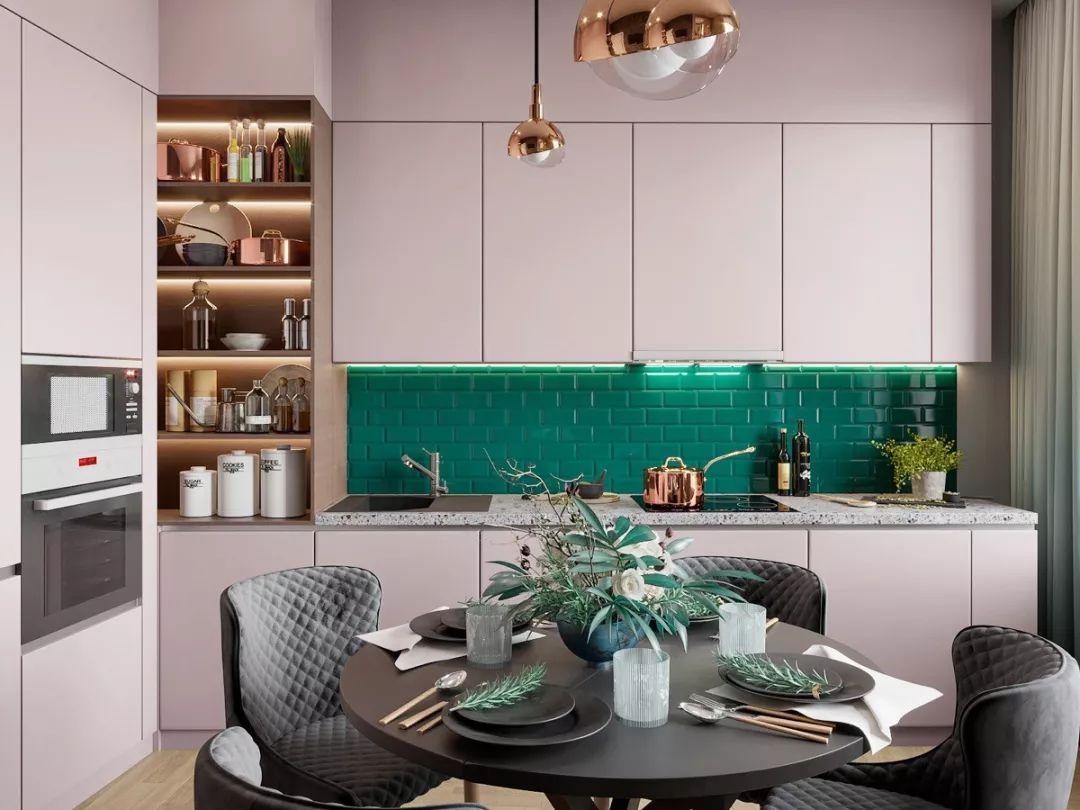 2019流行的花式厨房瓷砖,你都选对了吗?_1