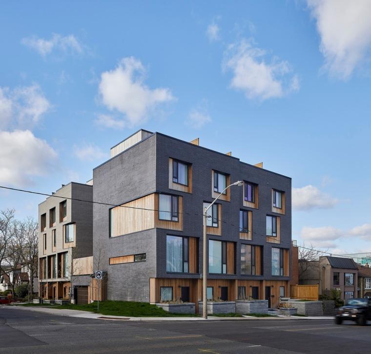 加拿大CORE Modern住宅