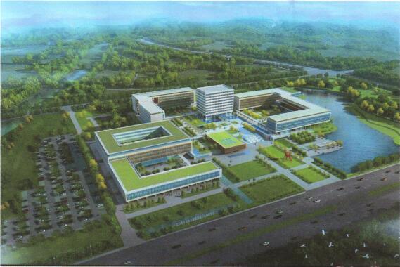 国家自主创新示范区服务中心建筑群施组(近250页,框剪结构)