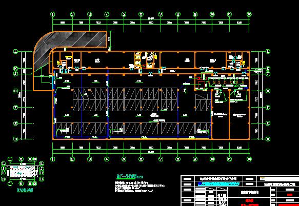 2016年设计际城铁路车辆段与综合基地初步设计图纸全套335张(建筑结构工艺设备,概算)_8