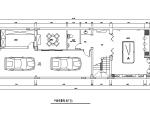 黑白新古典风格400平米联体别墅设计施工图(附效果图)