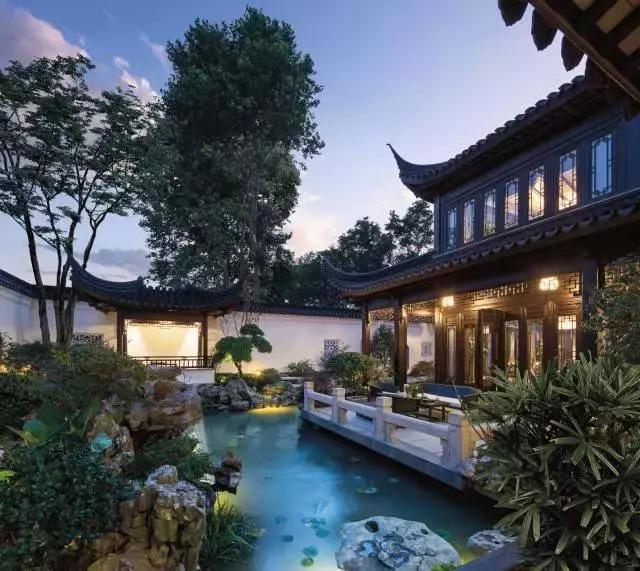 中式庭院·美在诗里_2