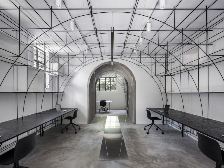上海MONOARCHI办公空间改造