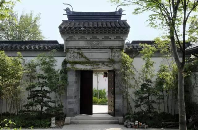 中式住宅景观 国人的田园梦_6