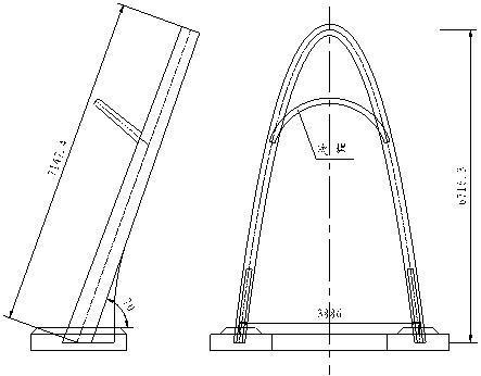 拱形钢塔竖向转体施工工法(27页)