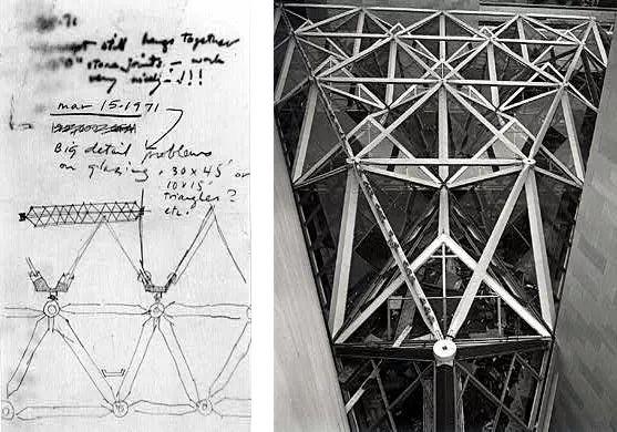 致敬贝聿铭:世界上最会用「三角形」的建筑大师_29
