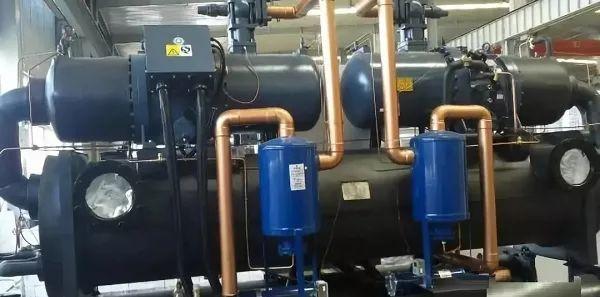 螺杆式冷水机负荷受损后的处理方法_1