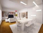 简洁客厅3D模型下载