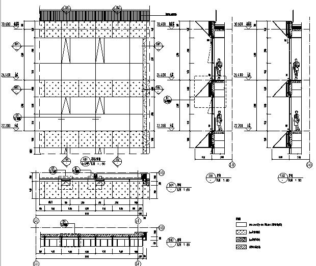 [北京]知名网络公司办公总部建筑施工图(修改图纸)_11