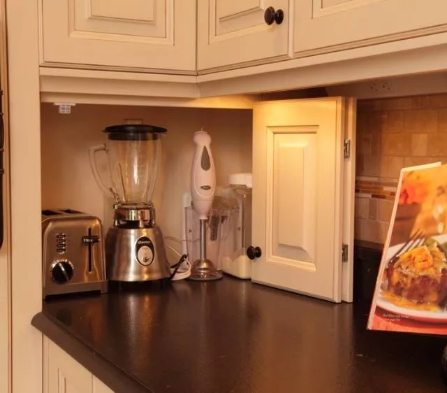 厨房这样做收纳,瞬间高大上!_6