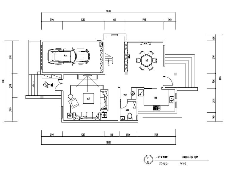 现代欧式奢华罗曼时光别墅设计施工图(附效果图)