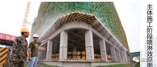 【文明施工】建筑工地喷淋降尘系统怎么做?成本如何?_2