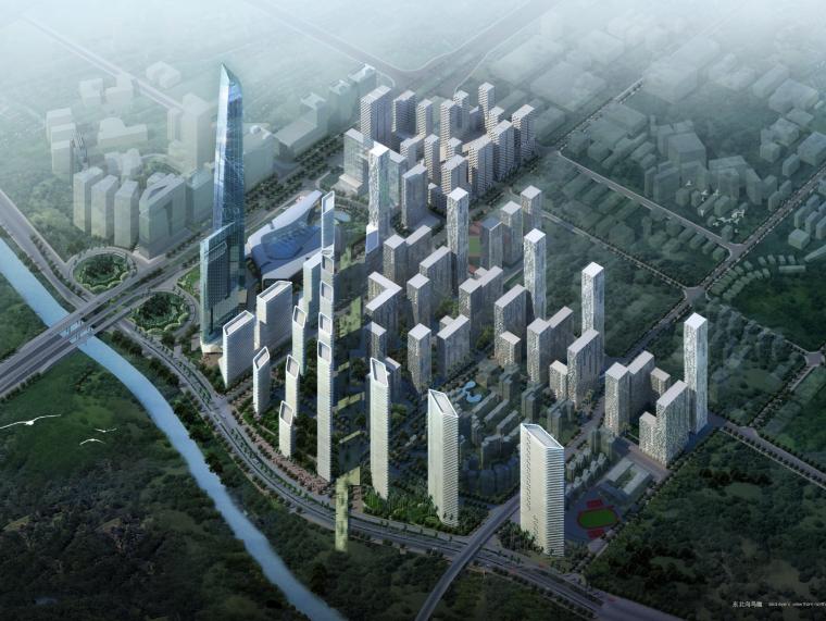 [广东]深圳旧城改造城市综合体规划设计方案文本
