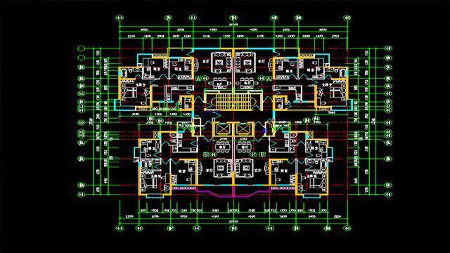 查看建筑施工图纸必备哪些技巧?
