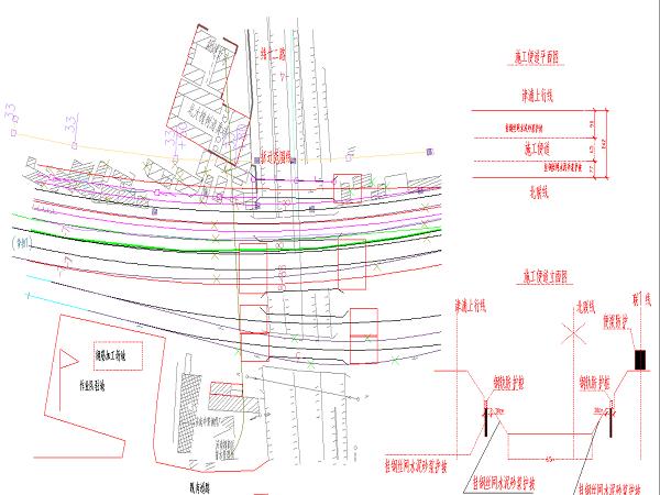 京沪高铁工程纬十二路框构桥施工方案汇报