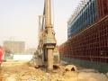 旋挖钻穿越砂层施工的技术措施探析