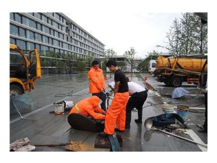 排水管道明挖法施工方案