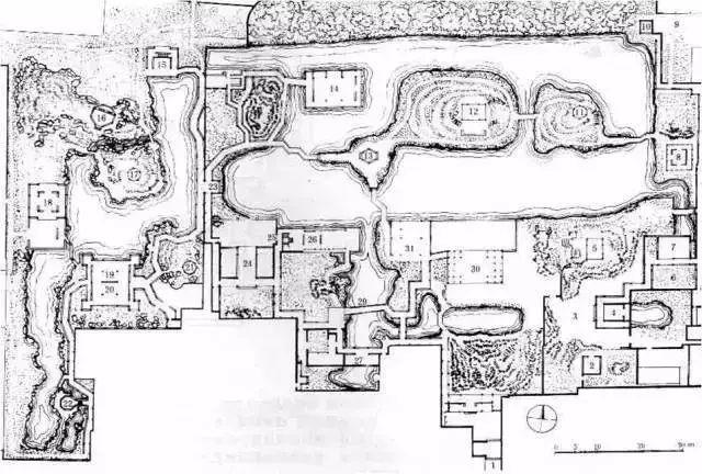 人间有味是清欢,怎样设计一个中式院子_5