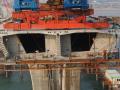 泉州湾跨海大桥深水区引桥短线匹配法施工技术介绍PPT(53页)