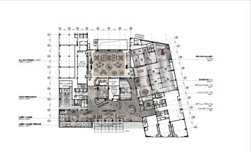 [上海]国际知名豪华酒店设计方案