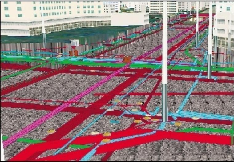 城市市政管网探测地下病害应急处理